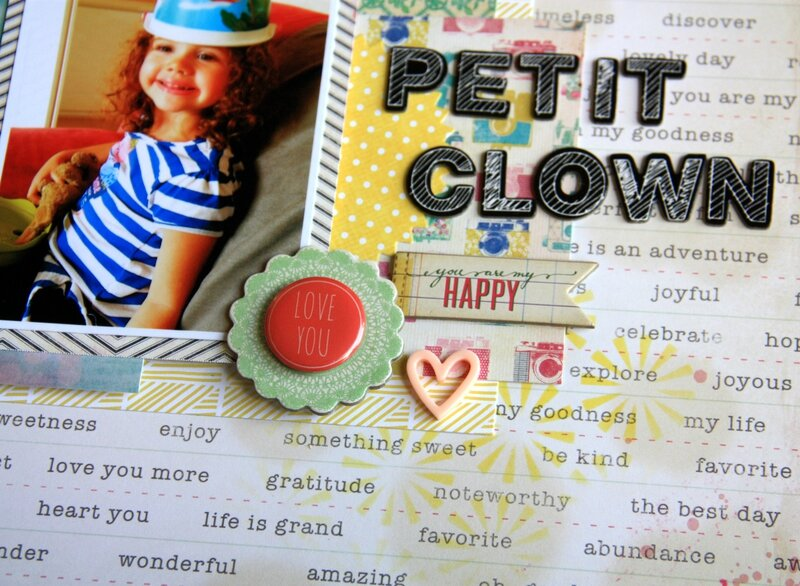 petit clown bis
