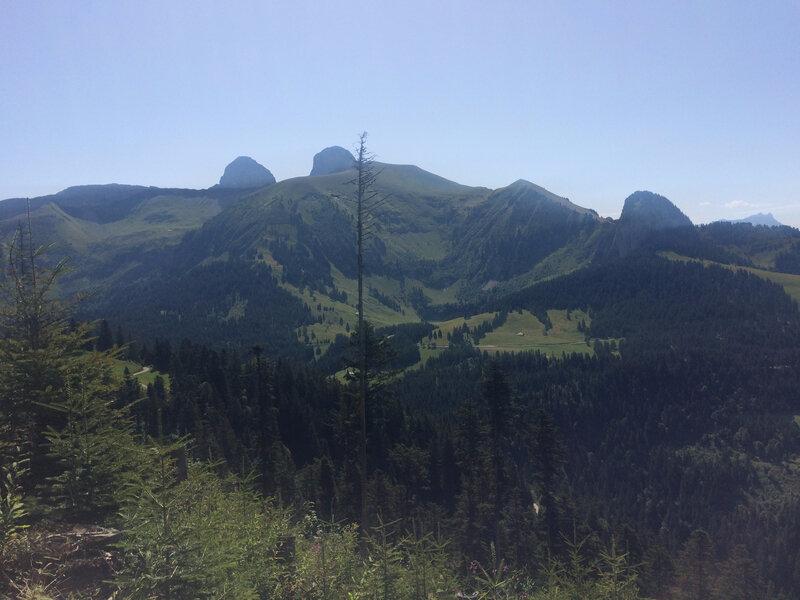marrantes ces montagnes !