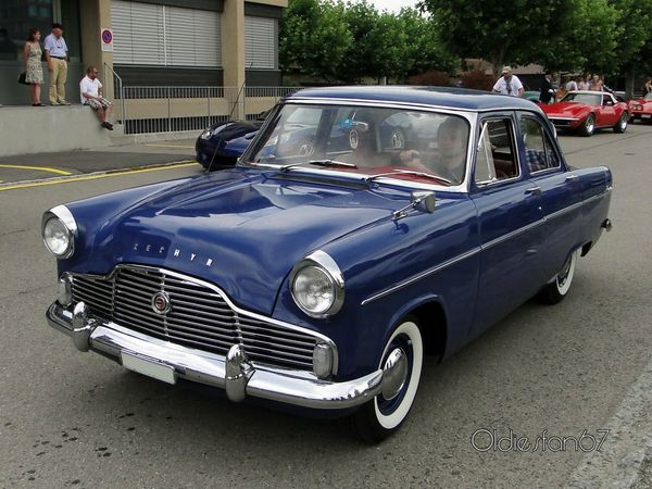 ford zephyr mkII 1956 1962 3
