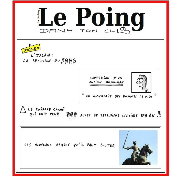 le poing 2