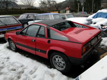lancia montecarlo spider, 1980 1981, 4