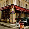 Instantané rue du Marché Saint-Antoine.