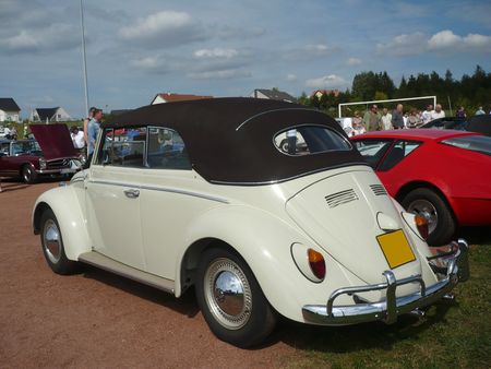 coccinelle cabriolet 1967