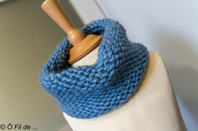 bonnet et snood 3