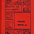 René merle, théâtre - poupre & cie - 1976 - introduction