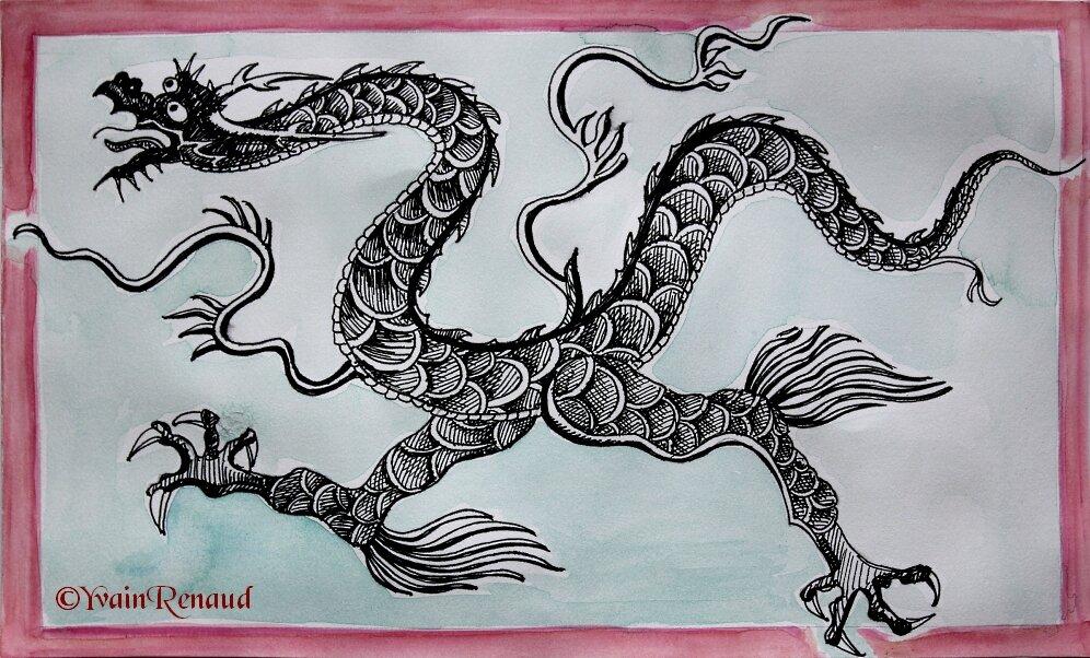 yvain renaud dragon chinois