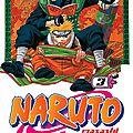 Naruto, tome 3 : se battre pour ses rêves de masashi kishimoto