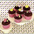 cupcake carotte chocolat 1