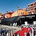 Livorno : arriva il rigassificatore galleggiante . interdizione marittima per due miglia de manlio dinucci