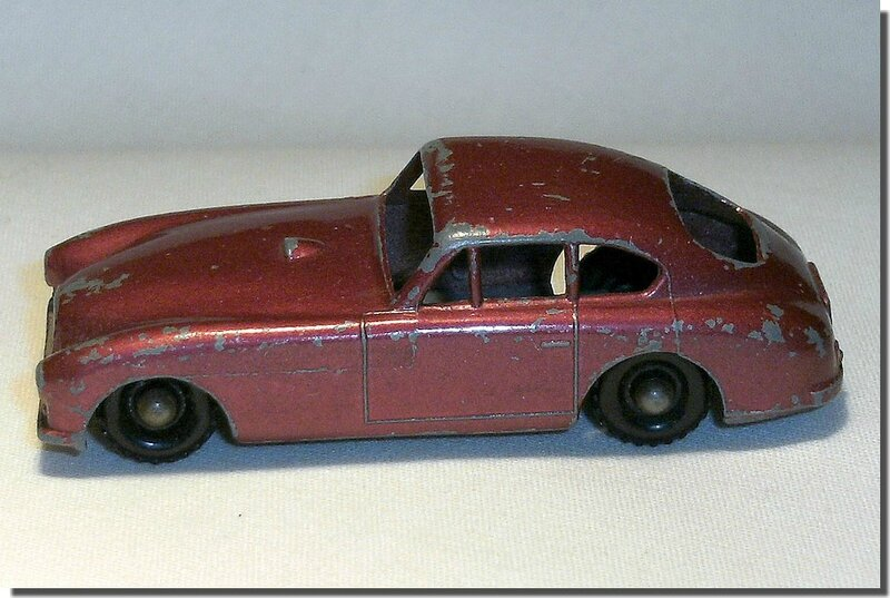 53 A Lesney Matchbox Aston Martin 04