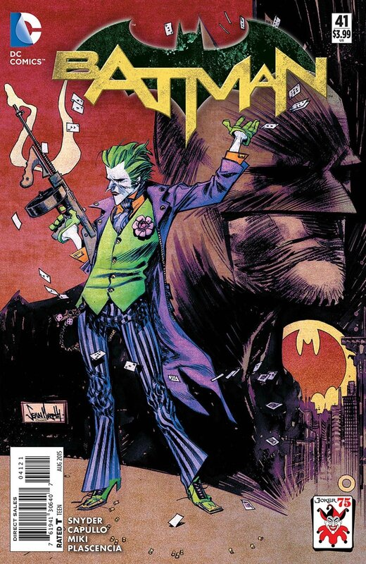 batman 41 joker variant