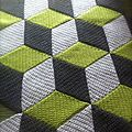 Cal vasarely blanket #14