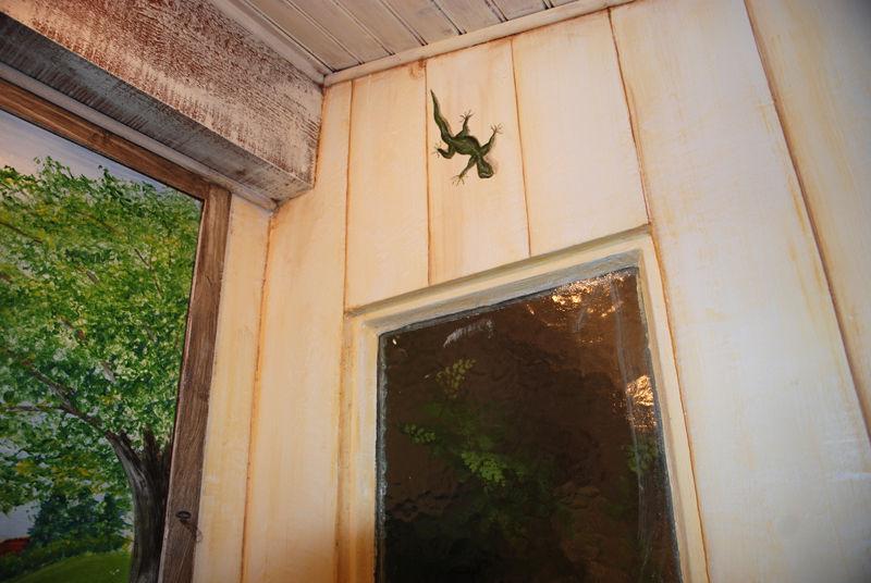 cabane5 photo de cabane au fond du jardin l 39 atelier d 39 h l ne. Black Bedroom Furniture Sets. Home Design Ideas