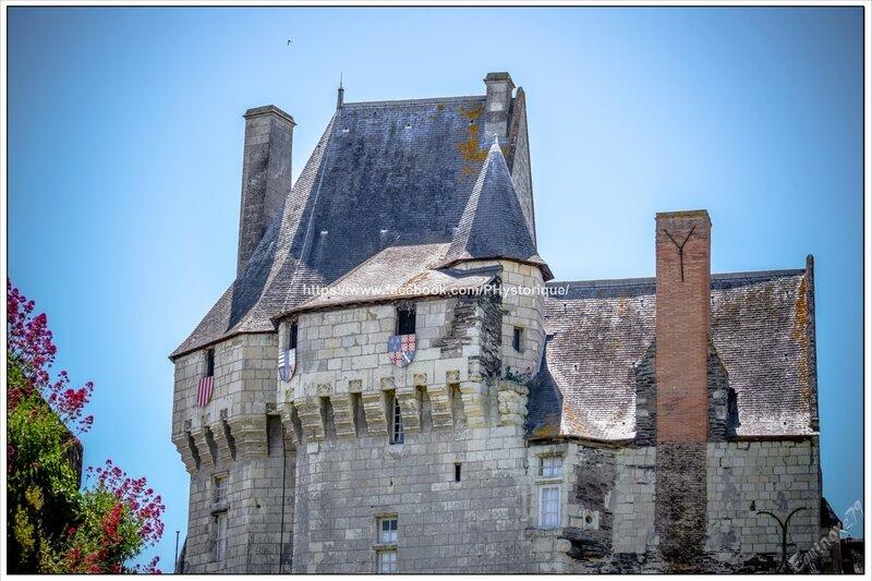 Fête Médiévale La Baillée des filles chateau Les ponts de cé equinoxe79 (2)