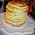 Pancakes (recette maison)