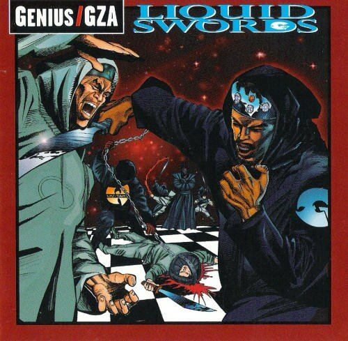 GZA - Liquid Swords - 1995