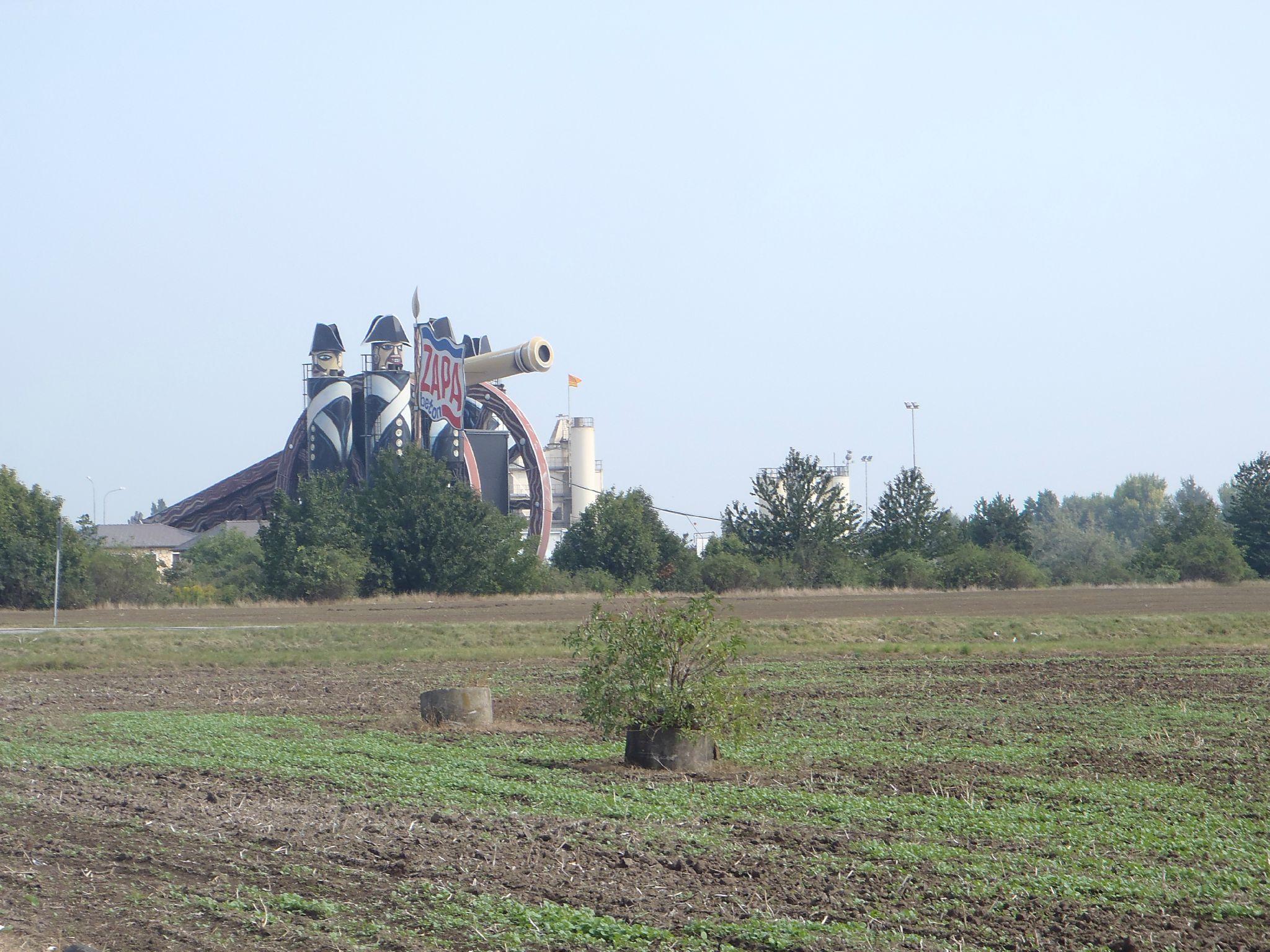 rep tcheque - austerlizt (silo de béton camouflés)