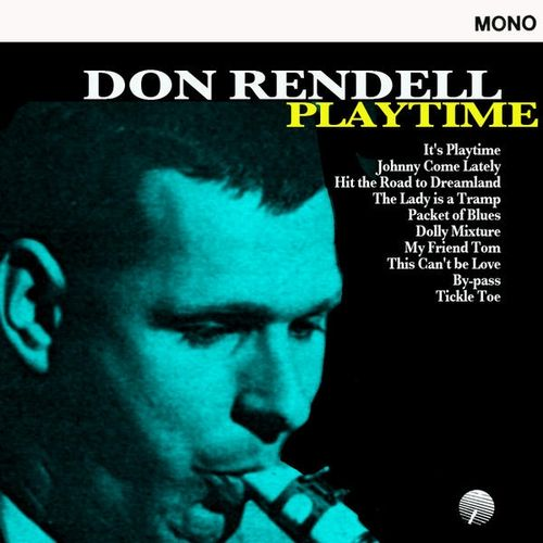 Don Rendell - 1958 - Playtime (Decca-Vocalion)