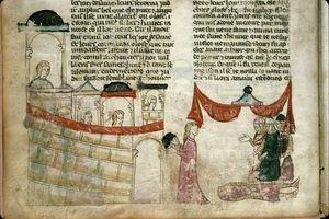 Judith - 13e ou 14e s-Histoire ancienne jusque César-Italie du Nord -BM Carpentras