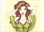 brunette_aux_roses