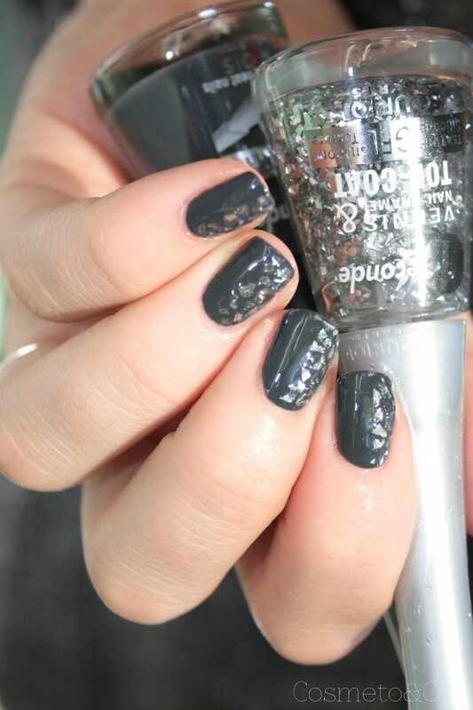 Bourjois ENCHANTING NIGHTBIRD Glitterrizer Grey to meet you-2