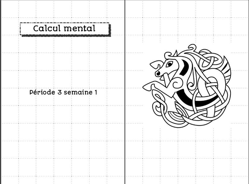 calcul période 3