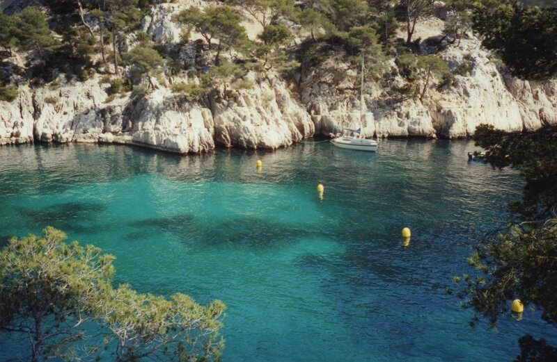Cassis, calanque de Port Pin