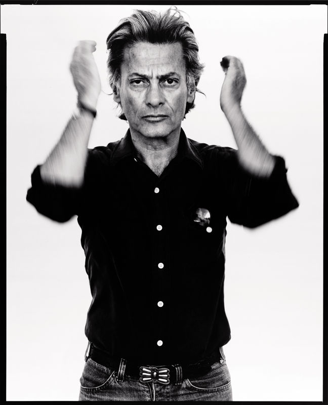 Richard Avedon (1980)