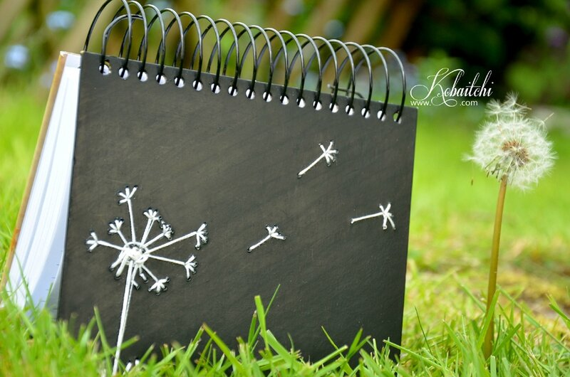 Dandelion notebook (1)