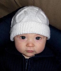 tricoter un bonnet bebe 6 mois