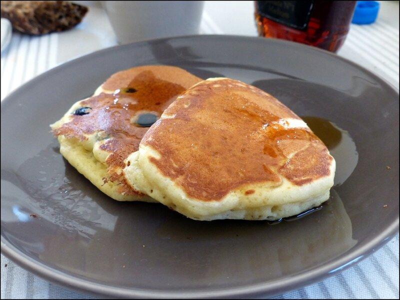 pancakes pres