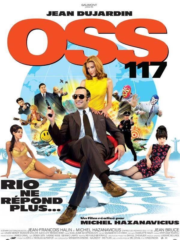 OSS 117: Rio ne répond plus (Michel Hazanavicius)