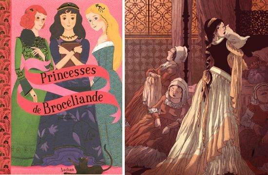 princesses-brocéliande