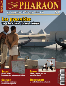 Pharaon Mag 13 couverture