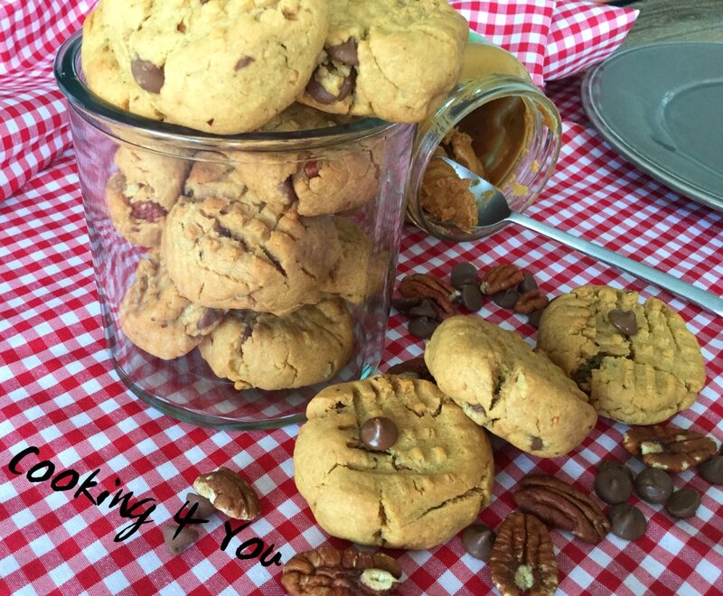 cookies beurre cacahuète 5