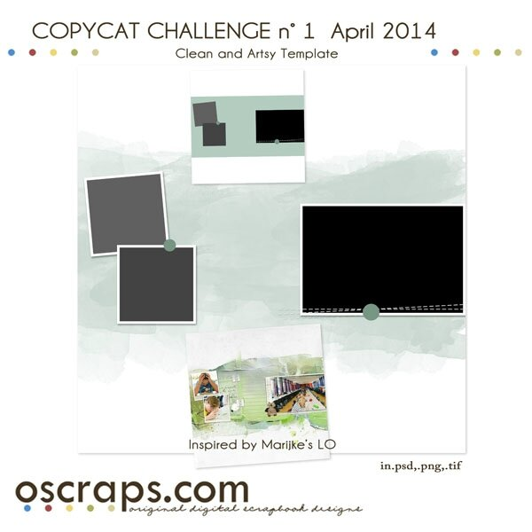 Preview Challenge Copycat Oscraps April 14