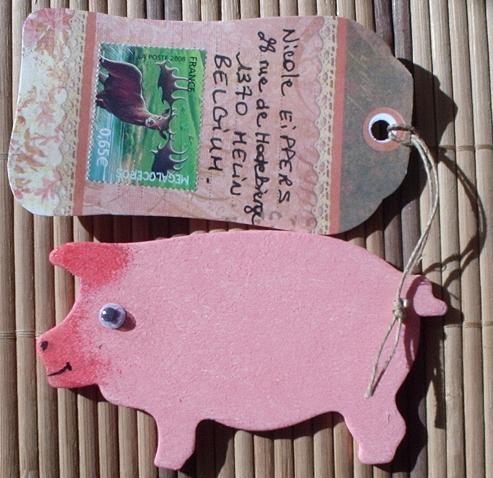 68~Cochon pour Piggy