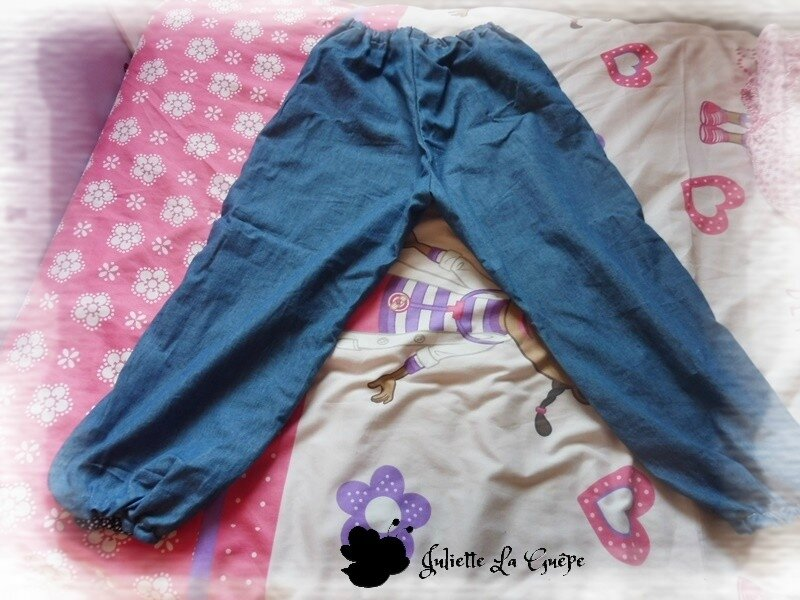 Free to be me pants jeans 3