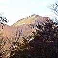 Le soum d'Ire (1351 mètres) depuis Boesou...
