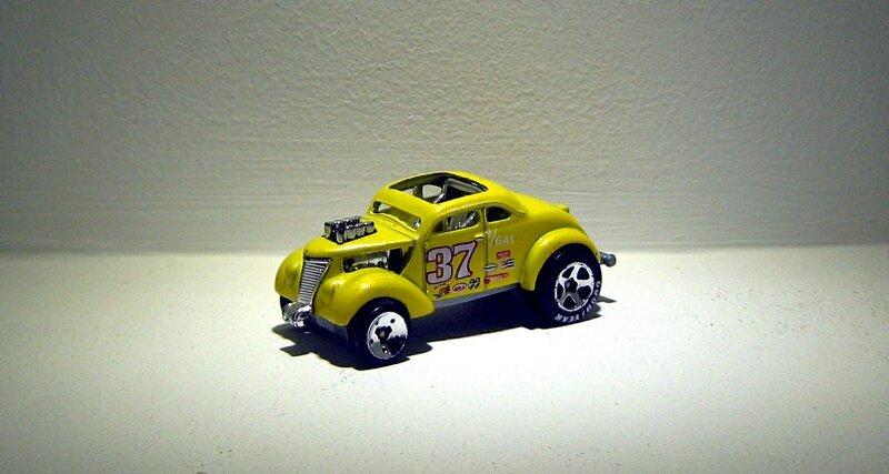 Pass n gasser (Hotwheels 2008)