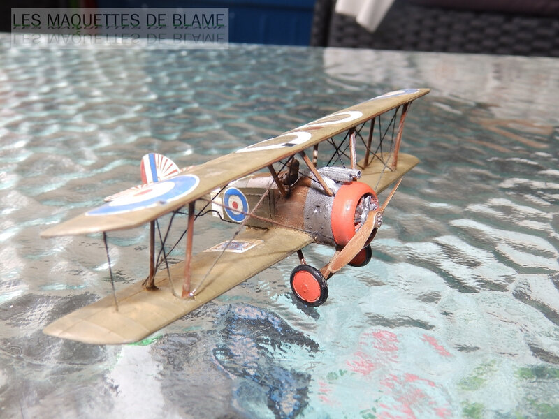 SOPWITH CAMEL F-1 N°3 NAVAL SQN, ROYAL NAVAL AIR SERVICE WALMER, DECEMBRE 1917 116938035