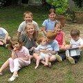 Après-midi cousins juin 2007