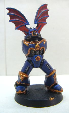 Peindre les Night Lords 12