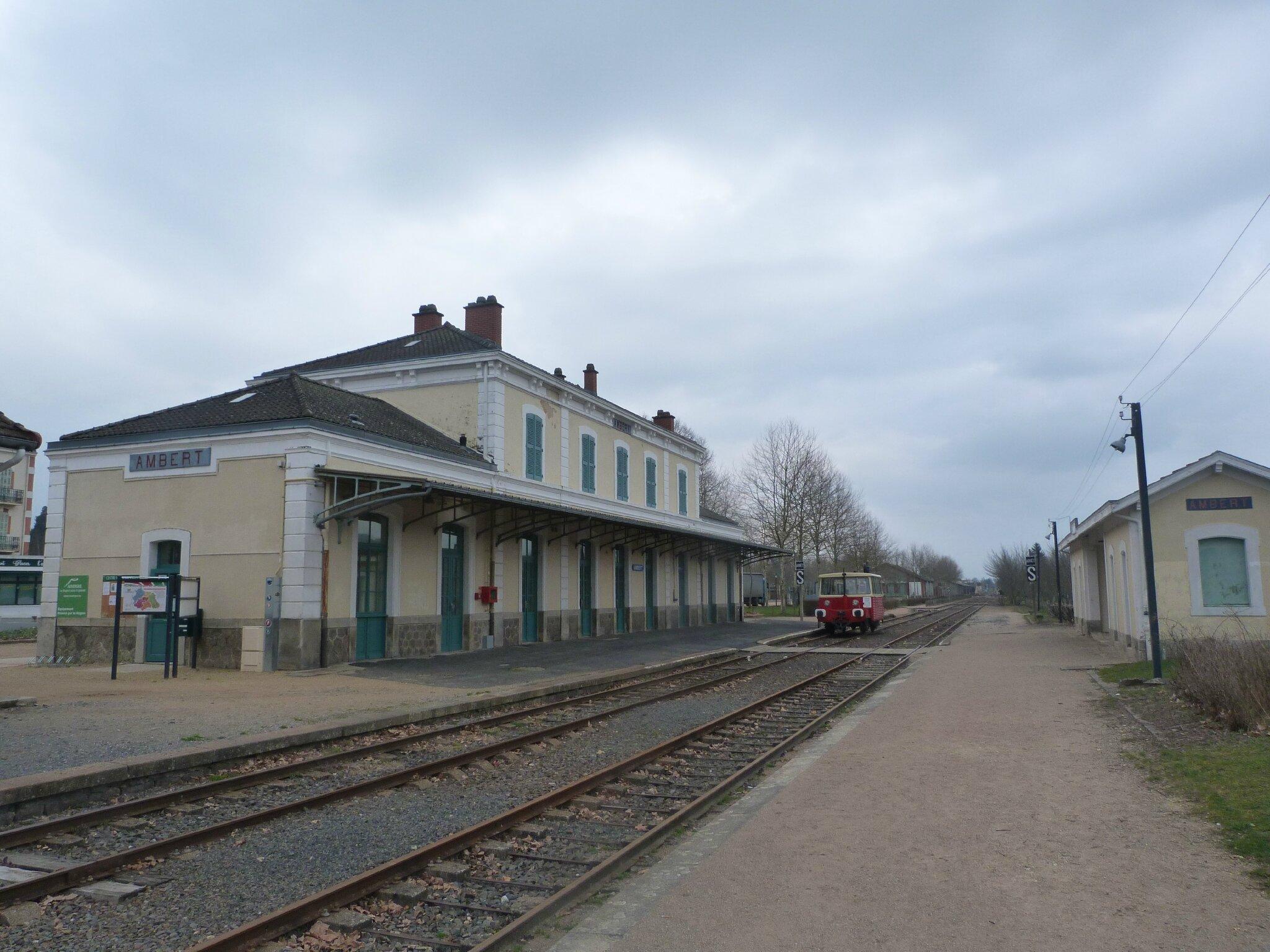 Ambert (Puy de Dôme - 63)