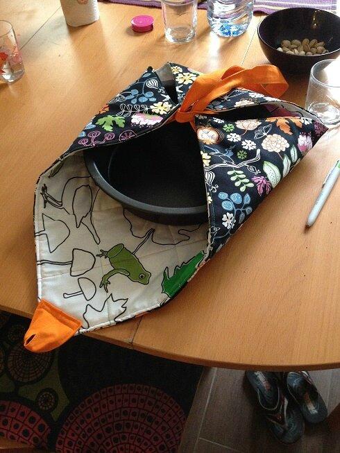 Les lubies de BAP #1: le sac à tarte
