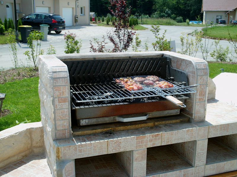 Barbecue  El Matos Constructions Et Passions