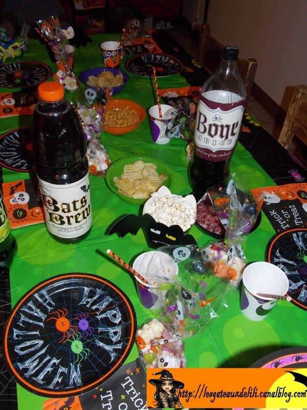 2013 10 23 - cupcakes et table halloween (6)