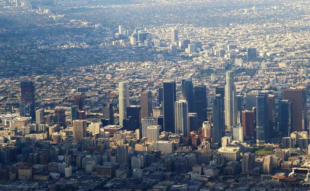 LOS ANGELES - LA VILLE 2