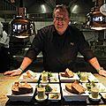 L'authenticité culinaire de michel dussau à la table d'armandie!