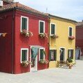 Jolies maisons  Burano